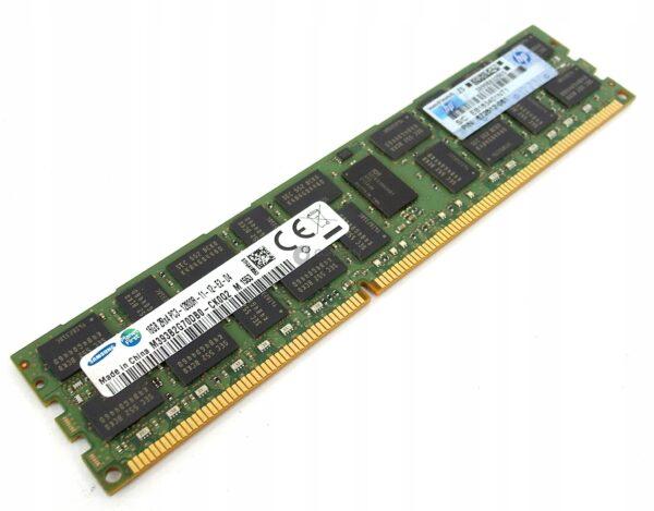 HP 16GB DDR3 ECC REG PC3L-12800R 2Rx4