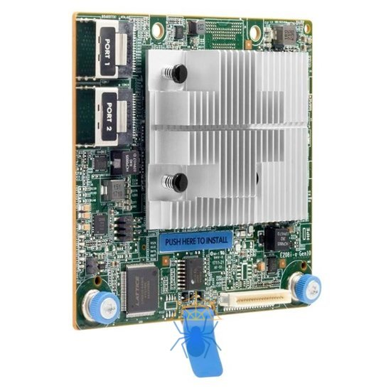 Контроллер HPE Smart Array P408i-a SR Gen10 (804331-B21)