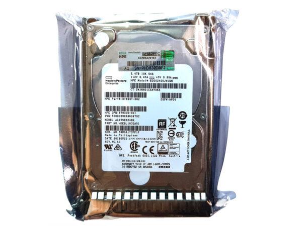 2.4TB 10K SAS DP 12G SC