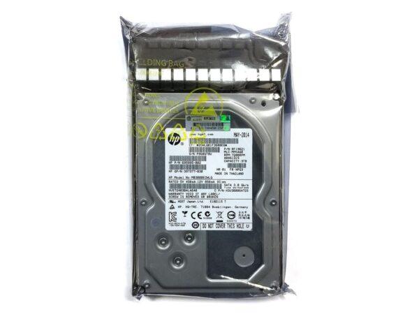 3TB 7.2K SATA 3G