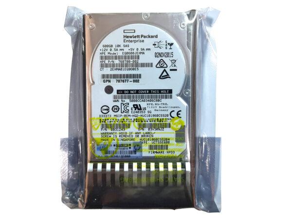 10K SAS 600GB MSA 12G SFF