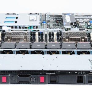Сервер HP DL360p Gen8 (4xLFF SAS HDD)