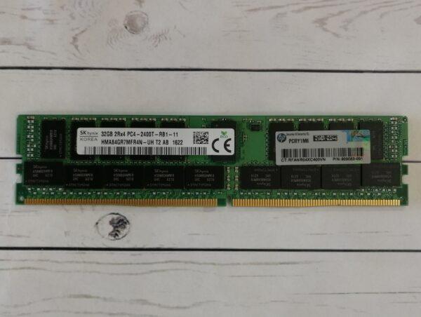 HP 32GB DDR4 REG PC4-2400T